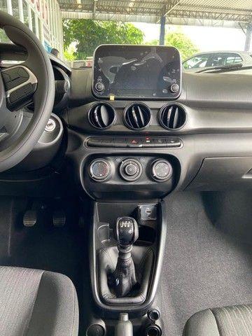 Fiat 0KM Argo Drive 1.0 2021/2021 - Branco R$ 65.840 - Foto 3