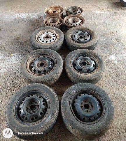 Rodas estepe estep pneus