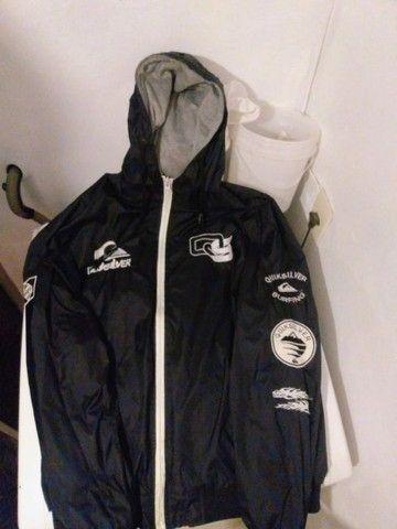 Vendo jaqueta da moletom Quiksilver  - Foto 2