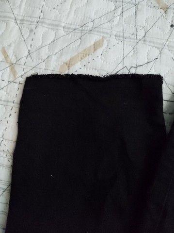 Calça jeans preta - Foto 4