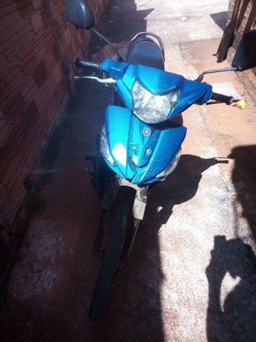 Vende-se moto clypton 2013 em dias com detalhes valor dela e 4500 entrego por 3500 - Foto 3