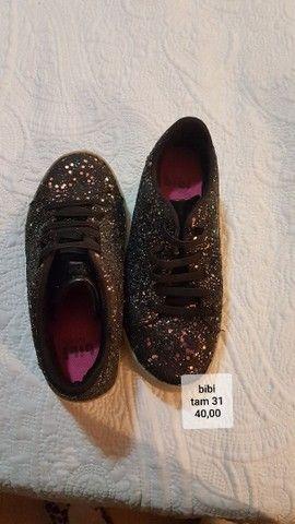lindos sapatos de menina  - Foto 3