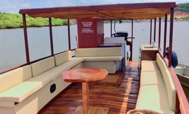 Alugo catamarã 20 pessoas em Maria Farinha  - Foto 7
