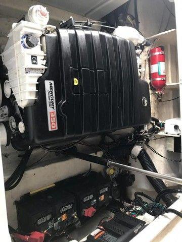 Sea Ray 310 Ano 2014 x1 Mercruser QSD 350 HP não Focker Phantom Triton Cimitarra - Foto 15