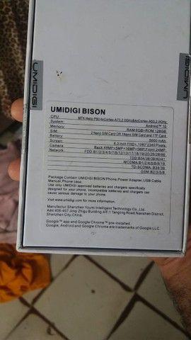 Umidigi Bison  128gb 6 Ram - Foto 6