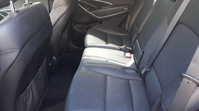 Hyundai Santa Fé 3.3 V6 2018 Top Linha 07 Lugares Impecável - Foto 9