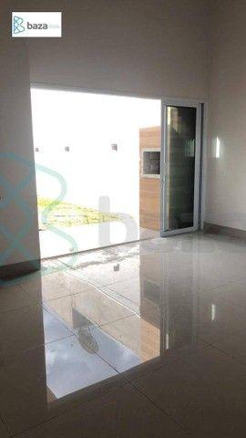 Casa com 3 dormitórios à venda, 148 m² por R$ 759.000,00 - Residencial Aquarela Das Artes  - Foto 6