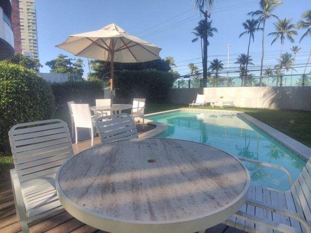 Apartamento com 4 quartos para alugar, 178 m² por R$ 10.564/mês - Boa Viagem - Recife/PE - Foto 15
