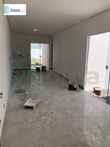 Casa com 3 dormitórios sendo 1 suíte à venda, 115 m² por R$ 350.000 - Residencial Paris -  - Foto 7
