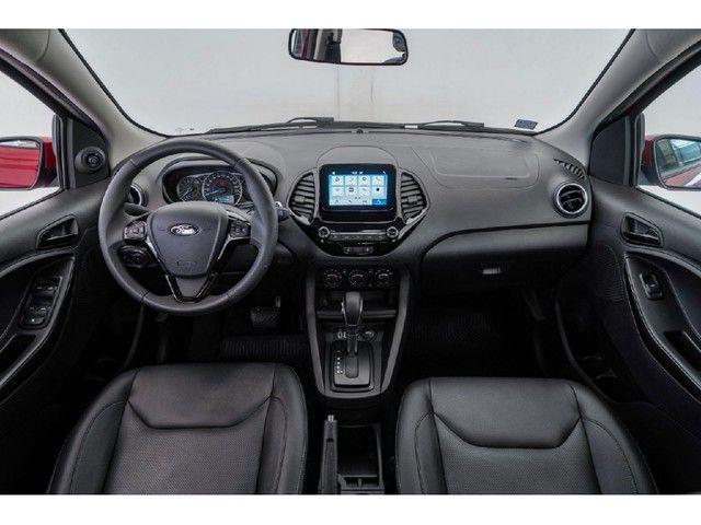 Ford KA 1.5 TI-VCT FLEX TITANIUM SEDAN AUTOMATICO - Foto 7