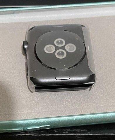 Apple watch series 2 42 mm preto - Foto 3