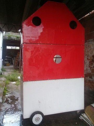 Super carrinho de churrasco  - Foto 2