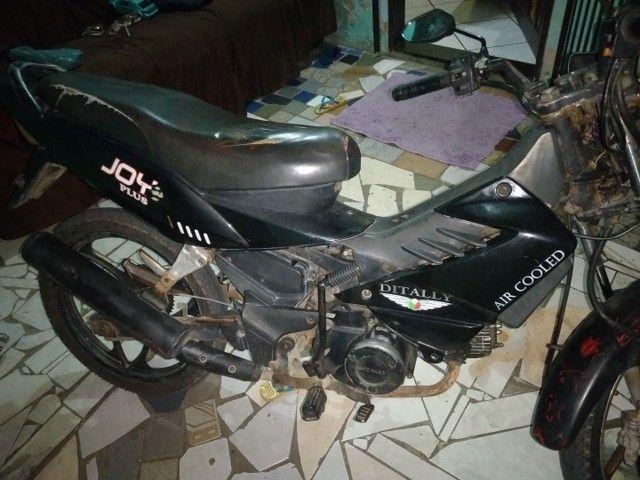 Vendo moto Shineray - Foto 3