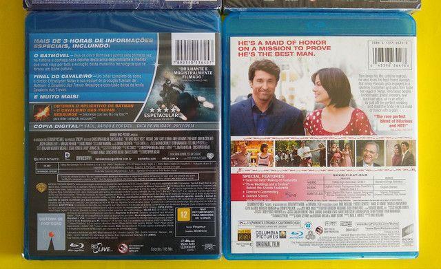 Lote com 4 edições em Blu-ray - Foto 4