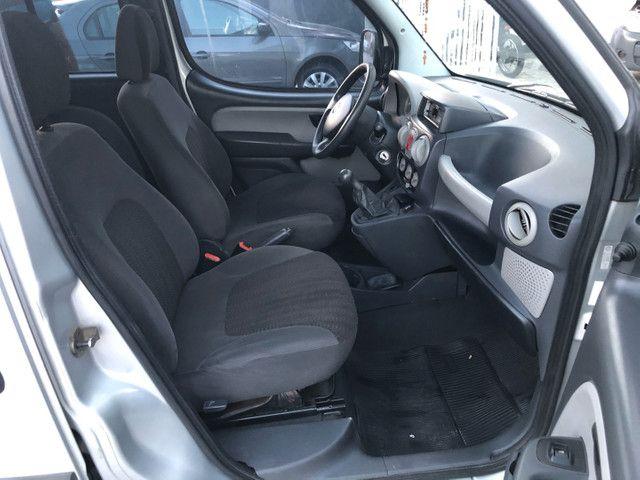 Fiat Doblò Essence 1.8 7 lugares 2012 completa Extra!!  - Foto 11
