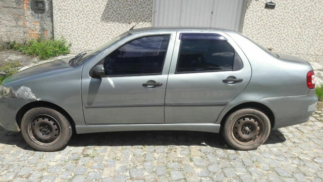 Carro Siena fire Flex 1.0