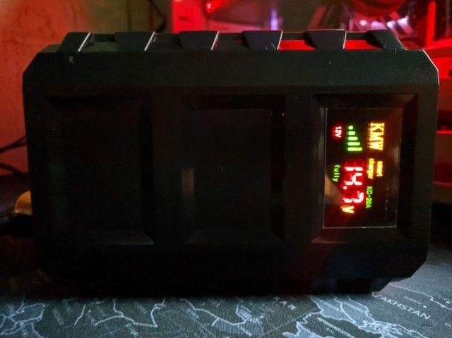 Carregador de bateria automotivo inteligente 12V 20A - Foto 2