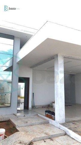 Casa com 3 dormitórios à venda, 148 m² por R$ 759.000,00 - Residencial Aquarela Das Artes  - Foto 4