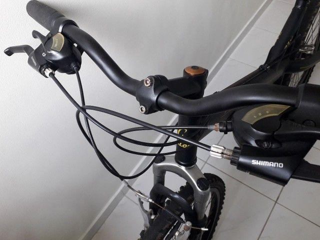 Bicicleta Caloi T Type Alumínio  - Foto 4