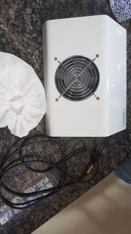 Kit de aparelhos para fazer unha de gel - Foto 2