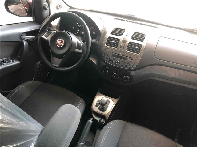 Fiat Grand Siena 2018 1.6 Top Aut Lindo! - Foto 6