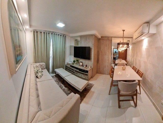 Edificio Harmonia - 2 quartos andar alto, mobiliado, 2 garagem  - Foto 3