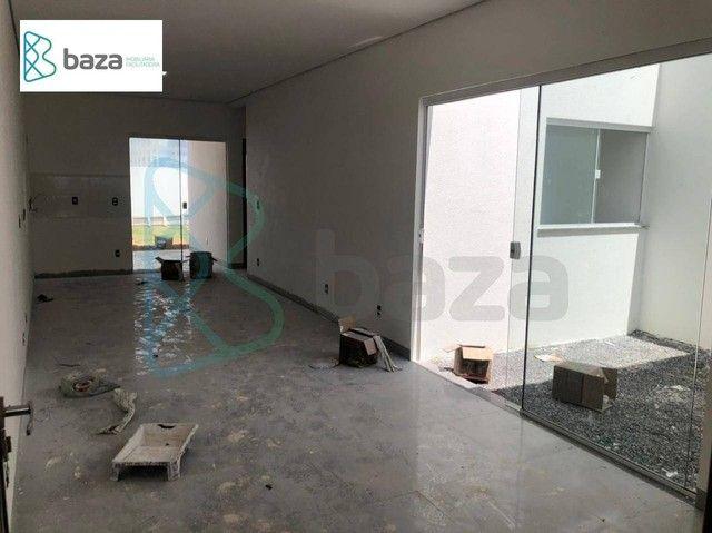 Casa com 3 dormitórios sendo 1 suíte à venda, 115 m² por R$ 350.000 - Residencial Paris -  - Foto 5