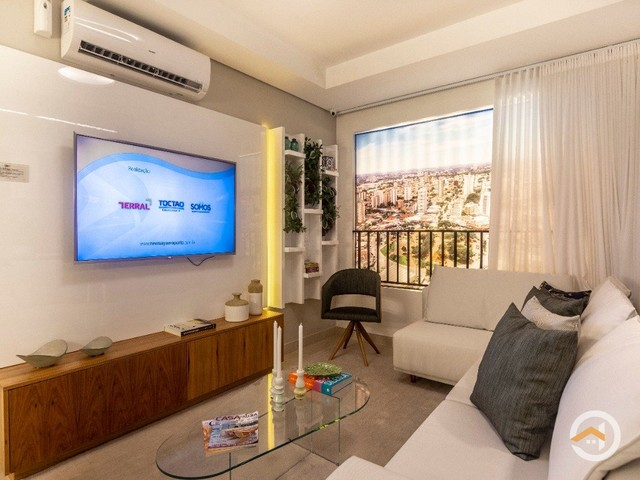 Apartamento à venda com 2 dormitórios em Setor aeroporto, Goiânia cod:5078 - Foto 2