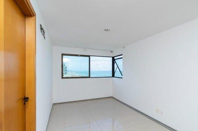 Apartamento com 4 quartos para alugar, 300 m² por R$ 13.500/ano - Pina - Recife/PE - Foto 18