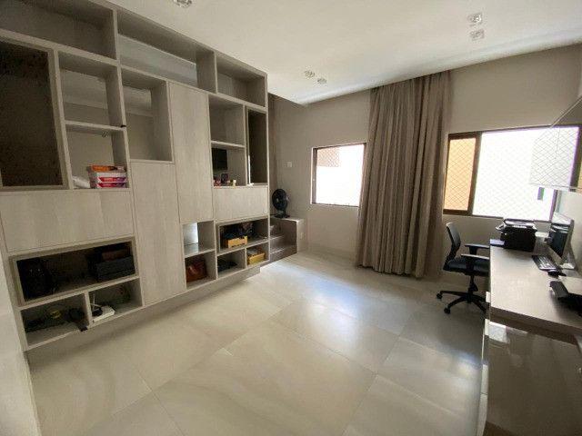 Casa belíssima a venda no Bosque das Gameleiras - 04 suítes - 538m - Luxo! - Foto 12