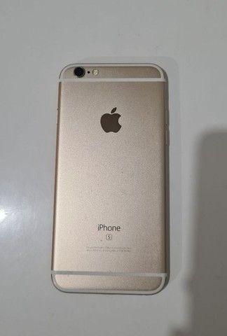 IPhone 6s, dourado, 16gb - Foto 2