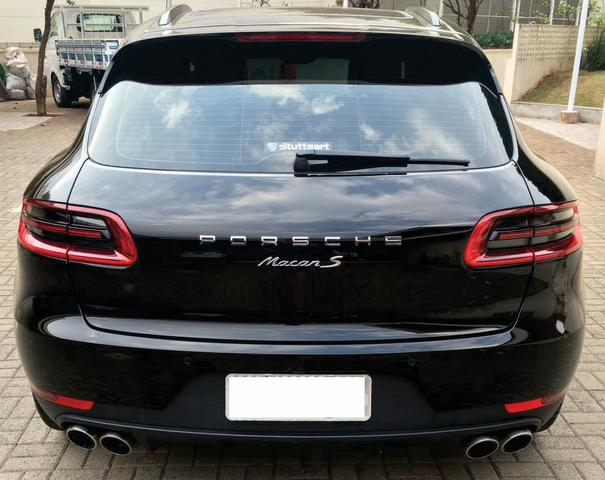 porsche macan s 3 0 2015 v6 340 cv 4x4 2015 carros zona iii umuarama olx. Black Bedroom Furniture Sets. Home Design Ideas