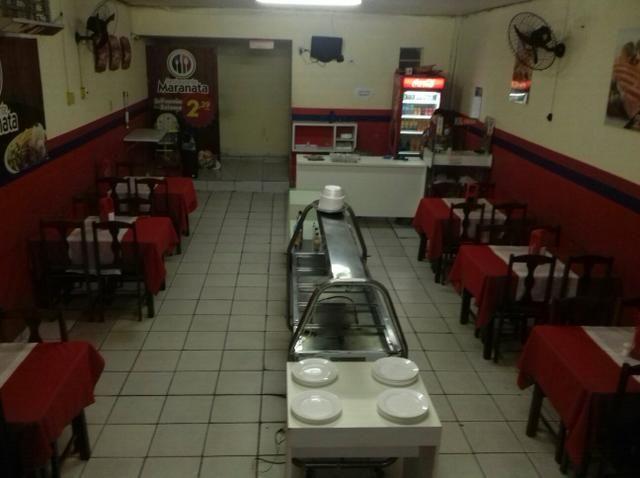 Repasse de restaurante completo