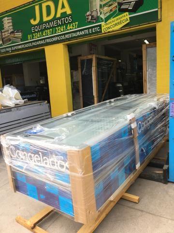Ilha /freezer para congelados ou resfriado 2,00m Fricon-supermercado/padaria - Foto 6