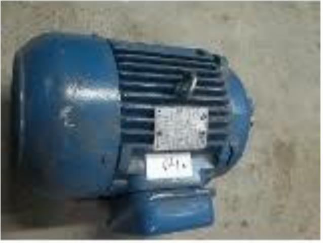 Motor elétrico mono. 220/440v 5cv