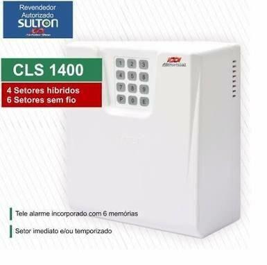 Kit alarmes residenciais, comércio R$489,00