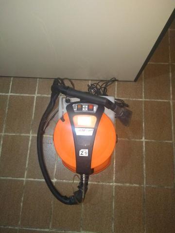 Máquina Extratora Jacto Clean,Flanelas Microfibras,Bota Sete Léguas, Borrifador Guarany