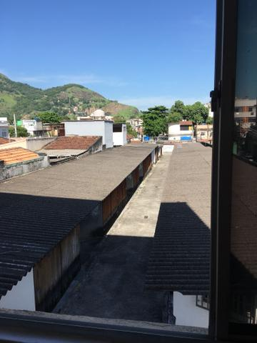 Rua Cruz e Souza apto 1 qto sala coz banh gar fiador/seguro