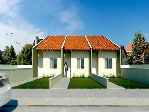 Excelente Casa Geminada no Bairro Boehmerwald - Foto 3