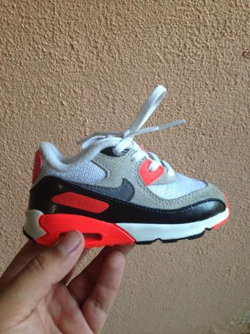 Tênis infantil Nike air max 90