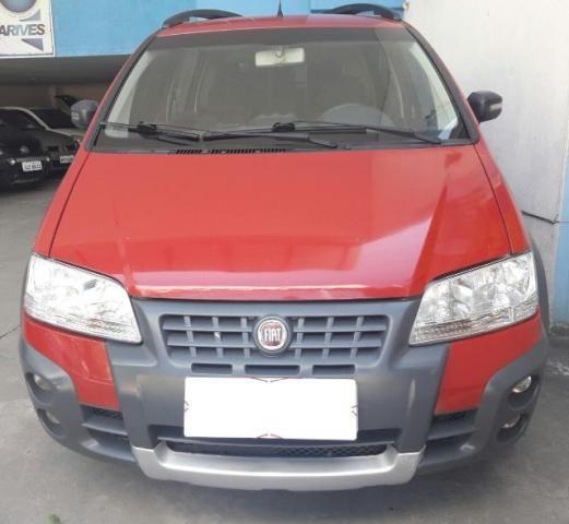 Fiat Idea adveture entrada 4.500,00 resta 48 x fixas md