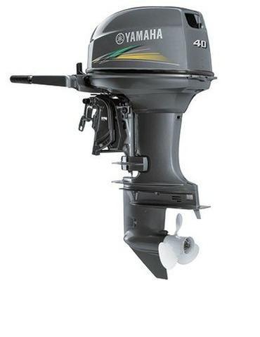 Motor de Popa Yamaha 40AMHS - 40HP 2 Tempos Manete - Pessoa Jurídica