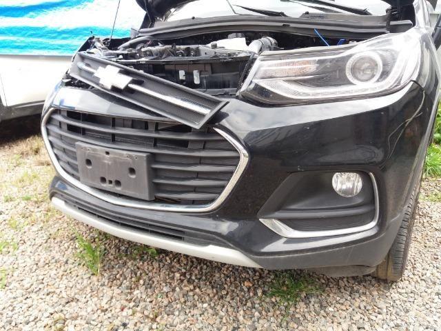 Sucata Tracker LTZ 1.4 Turbo Flex 17/18 Chevrolet Para Retirada de peças - Foto 11