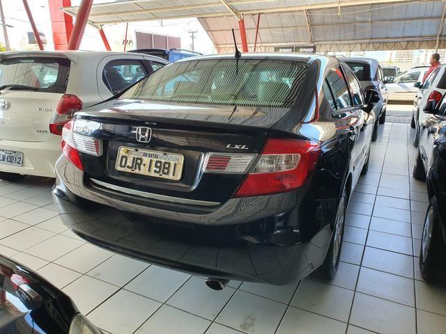 Honda Civic LXL 1.8 2013 Automático - Foto 4
