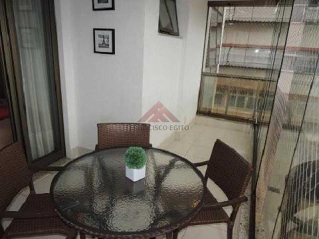 Apartamento à venda com 3 dormitórios em Icaraí, Niterói cod:FE31287 - Foto 13