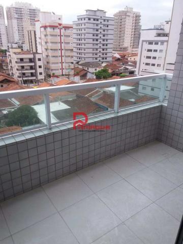 Apartamento para alugar com 2 dormitórios em Ocian, Praia grande cod:1088 - Foto 8