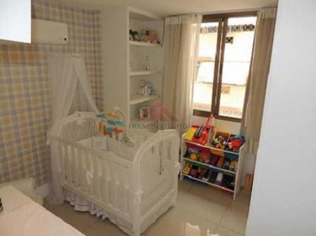 Apartamento à venda com 3 dormitórios em Icaraí, Niterói cod:FE31287 - Foto 10
