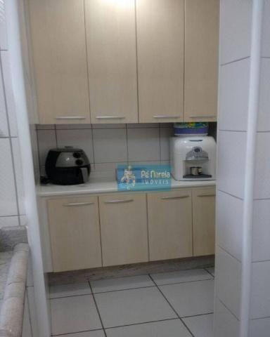 Apartamento com 2 dormitórios à venda, 104 m² por R$ 450.000 - Centro - Cosmópolis/SP - Foto 4