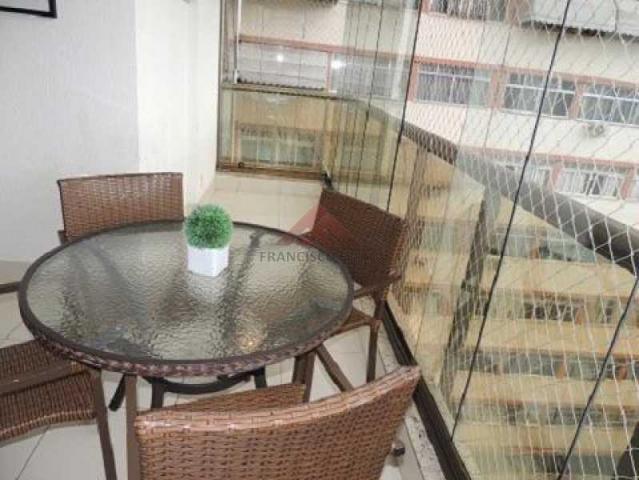 Apartamento à venda com 3 dormitórios em Icaraí, Niterói cod:FE31287 - Foto 14