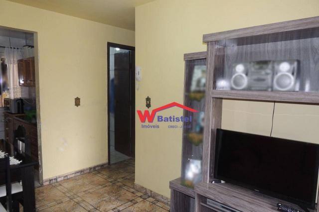 Casa com 2 dormitórios à venda, 42 m² por r$ 350.000 - rua quintino bocaiuva nº 448 - camp - Foto 6